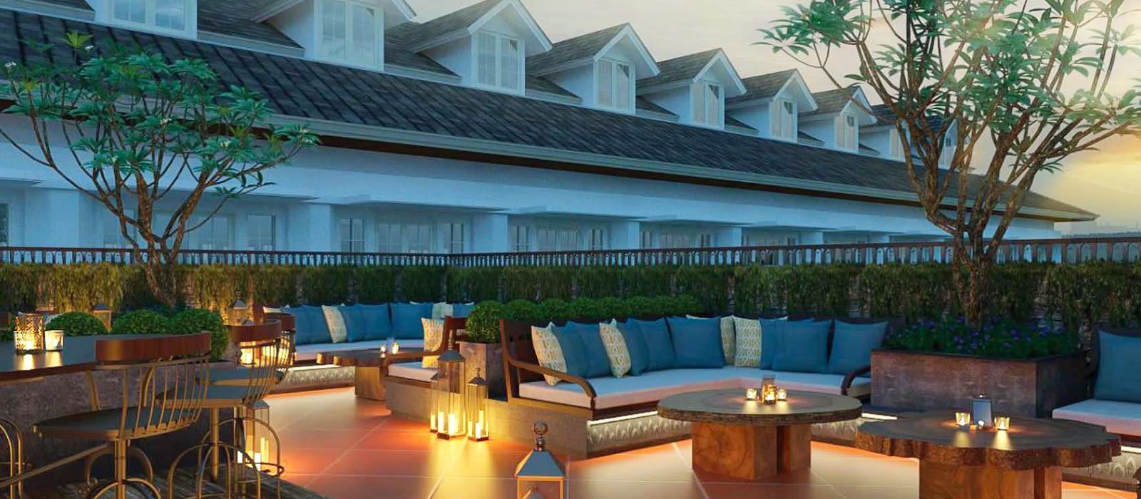 Hotel Plataran Heritage Borobudur Indonesia