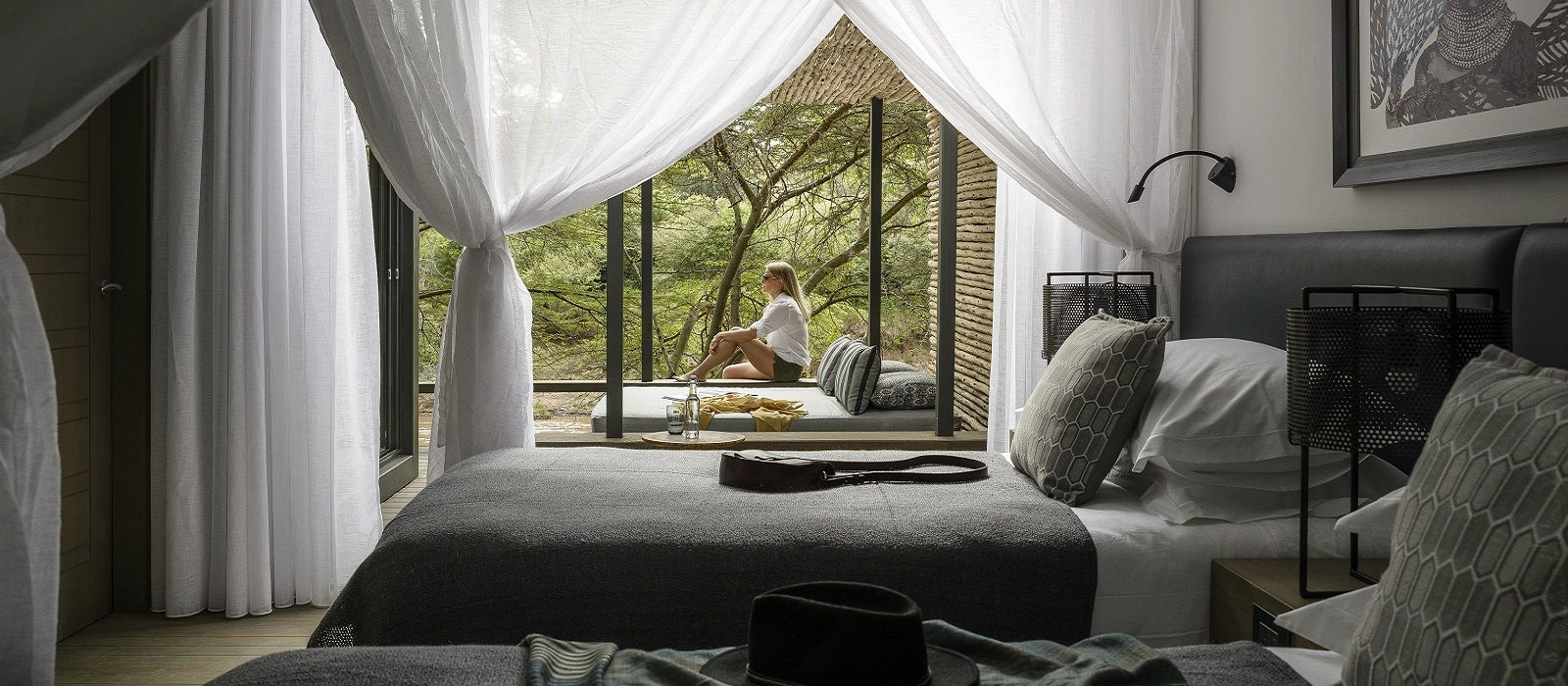 Hotel Sanctuary Olonana Camp Kenya