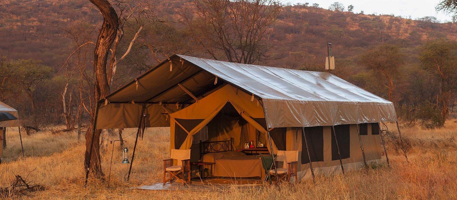 Hotel Ndutu Kati Kati Tented Camp Tanzania
