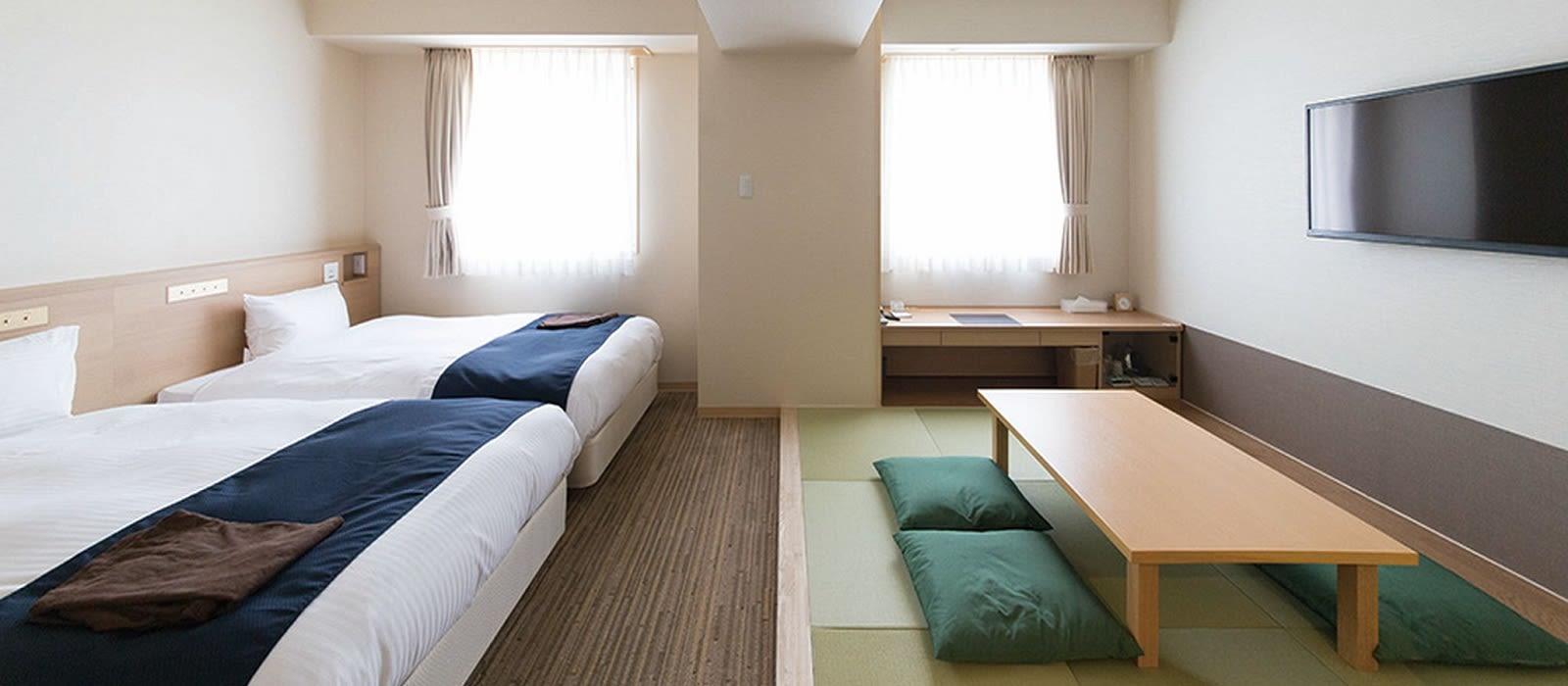 Hotel  WBF Asahikawa Japan