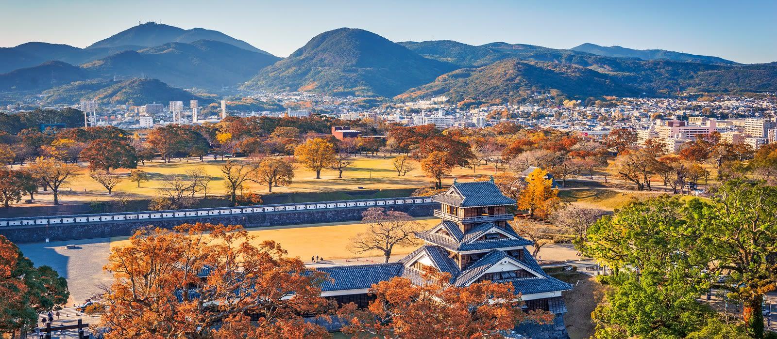 Destination Kumamoto Japan