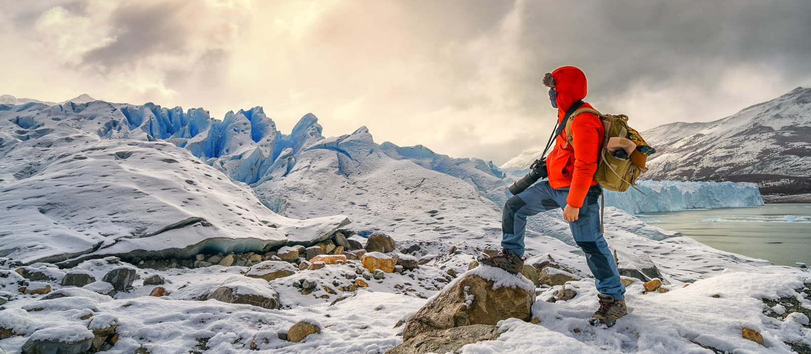 Argentina and Antarctica – Glacial Explorations Tour Trip 4