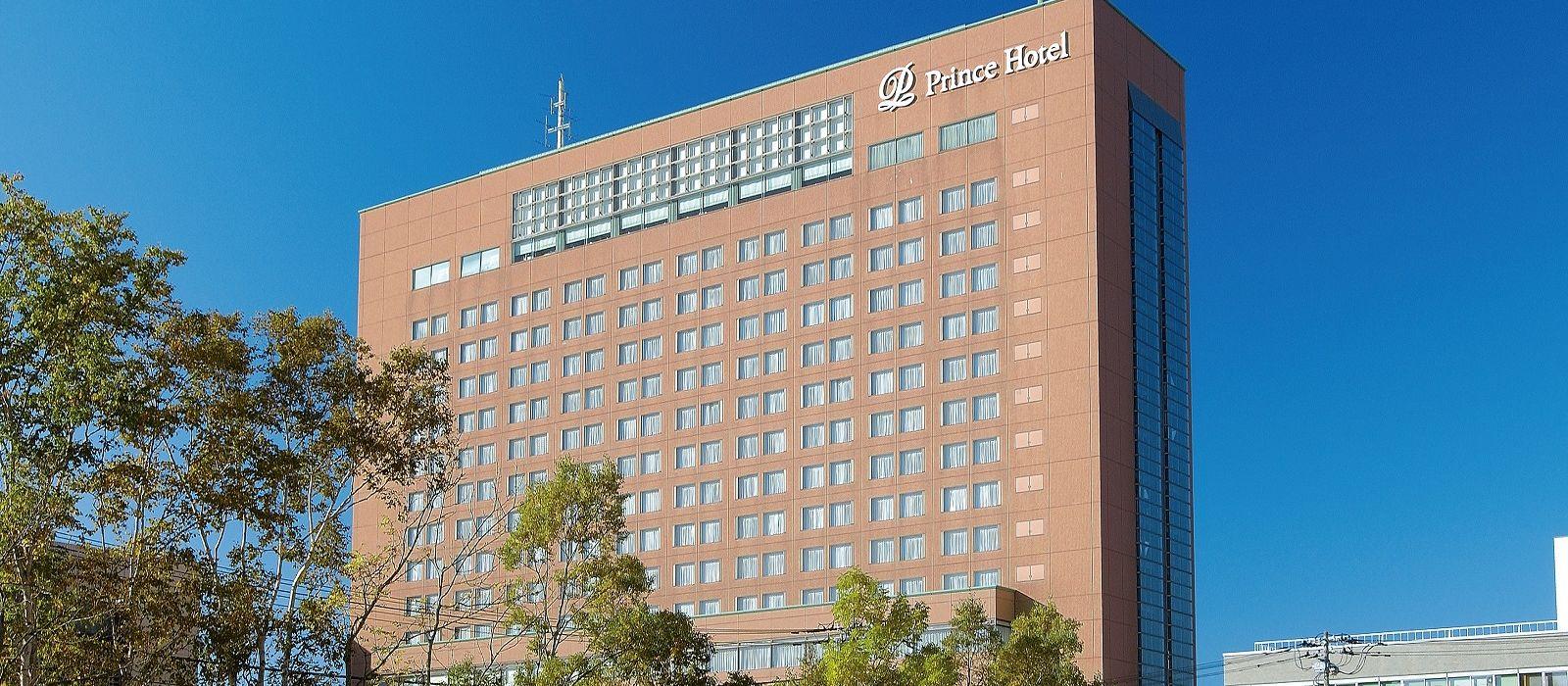 Hotel Kushiro Prince  Japan