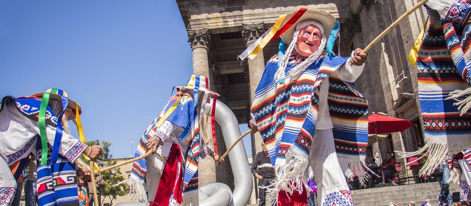 Die unentdeckte Kultur & Küche Mexikos Urlaub 1