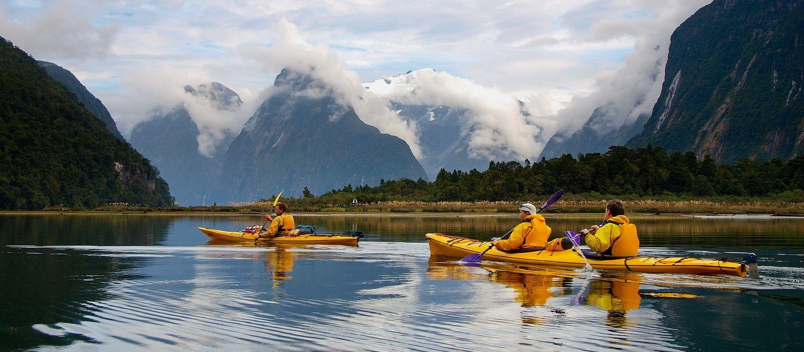 New Zealand: Landscapes, Culture and Beach Tour Trip 1