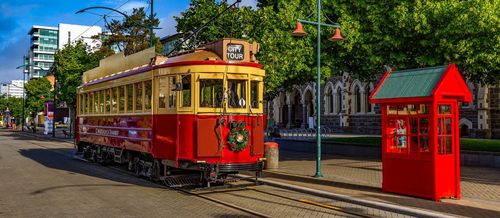 Das Beste von Neuseeland Urlaub 5