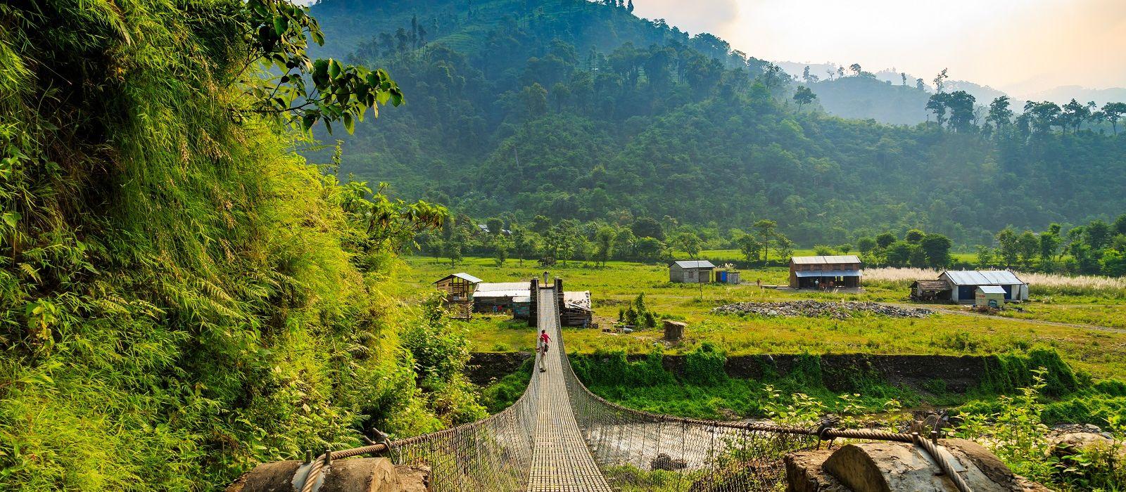 Höhepunkte von Nepal & Bhutan Urlaub 4