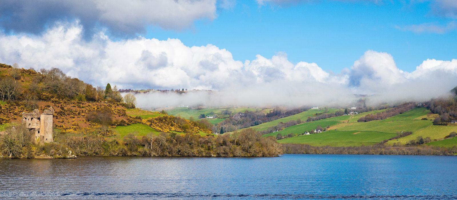 Overland Highlights of Scotland Tour Trip 5