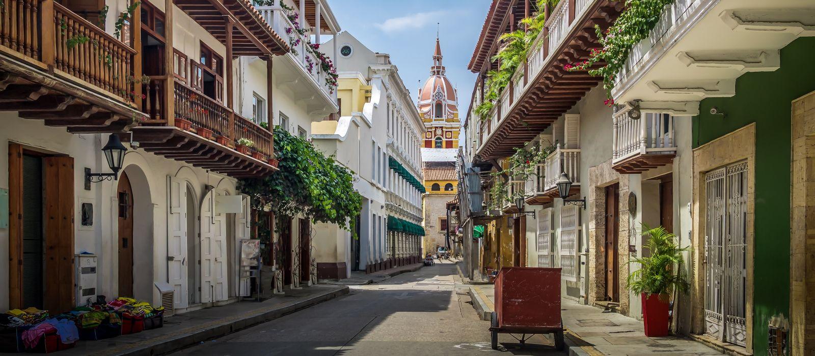 Kolumbien: Cartagena, Kaffeeregion & Isla Baru Urlaub 2