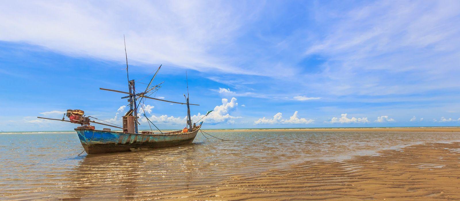 Thailand abseits ausgetretener Pfade Urlaub 2