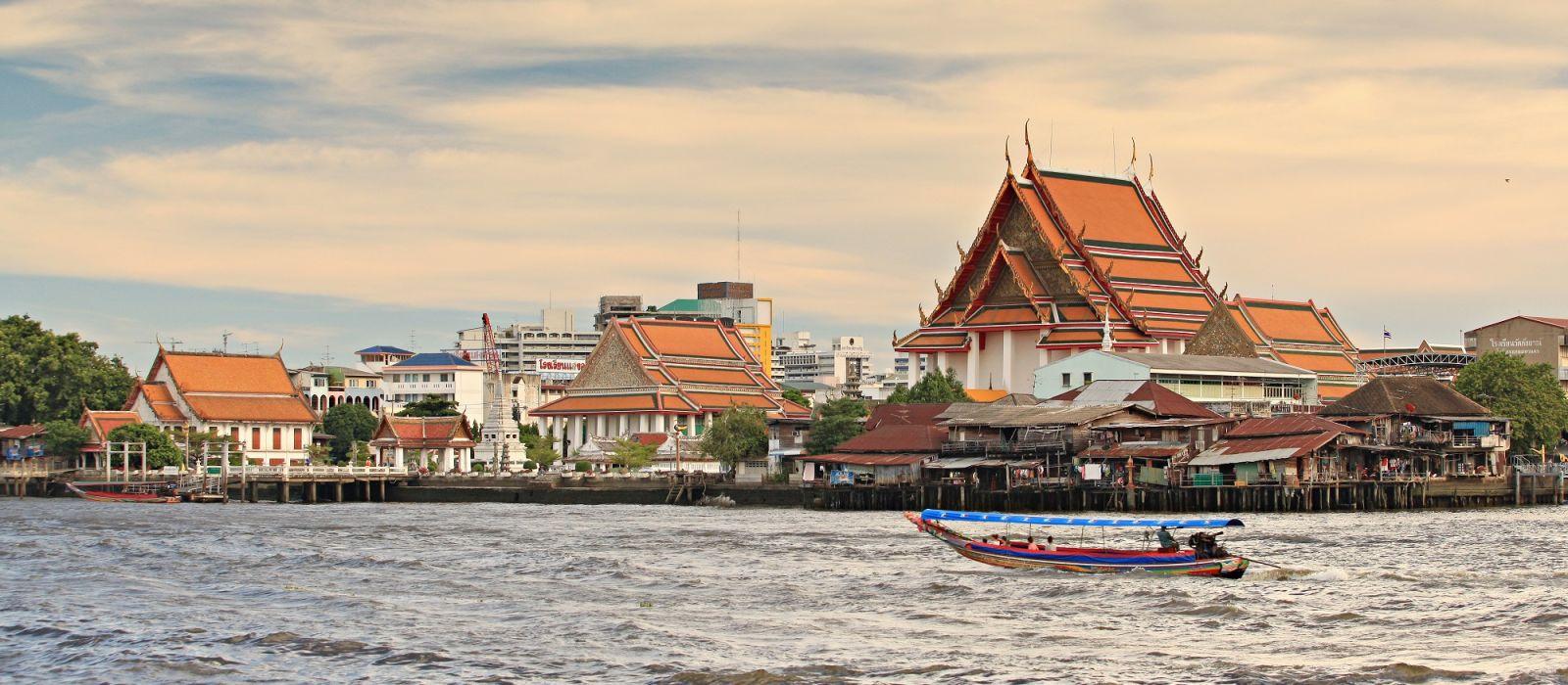 Thailand: Auszeit in Luxus-Spas Urlaub 6