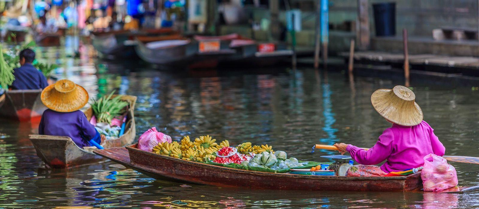 Thailand hautnah Urlaub 5