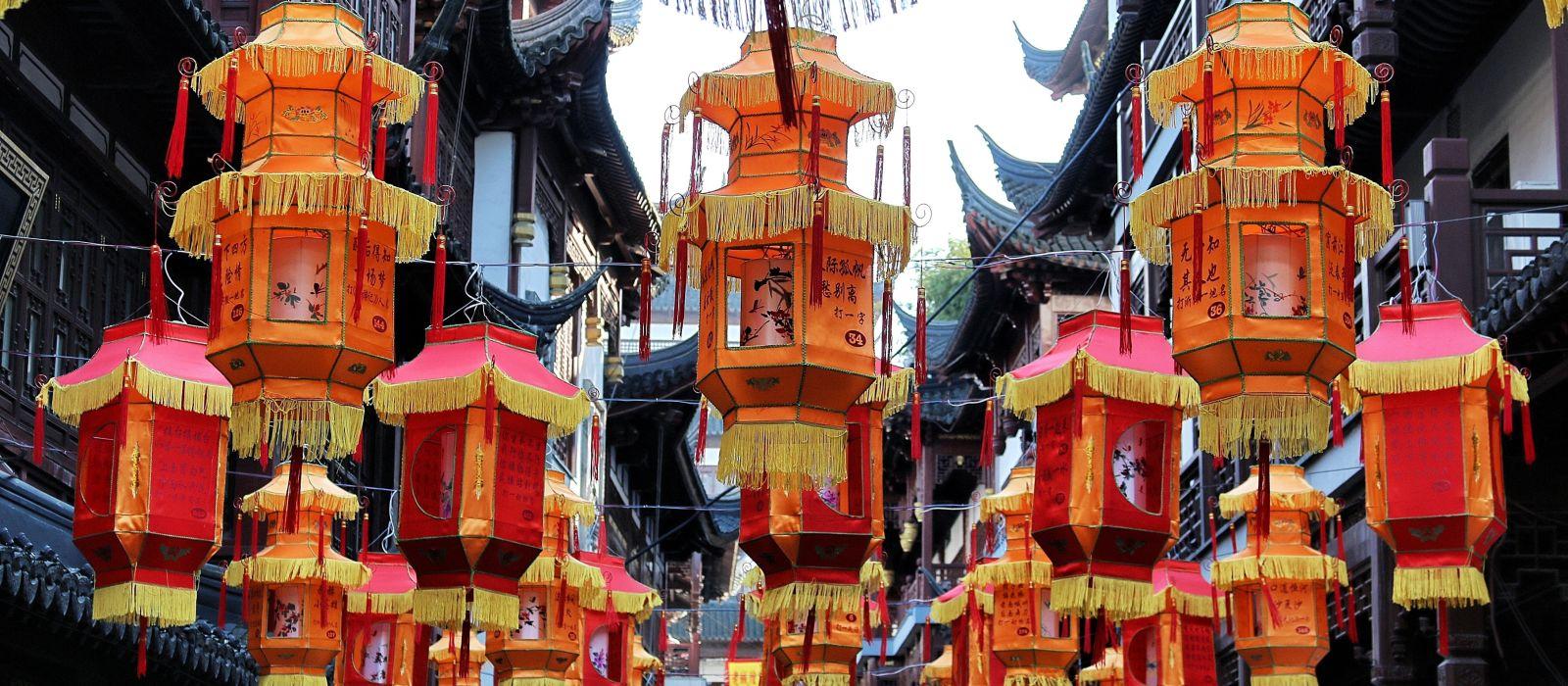 China für Einsteiger: Von Peking (Beijing) nach Shanghai Urlaub 5