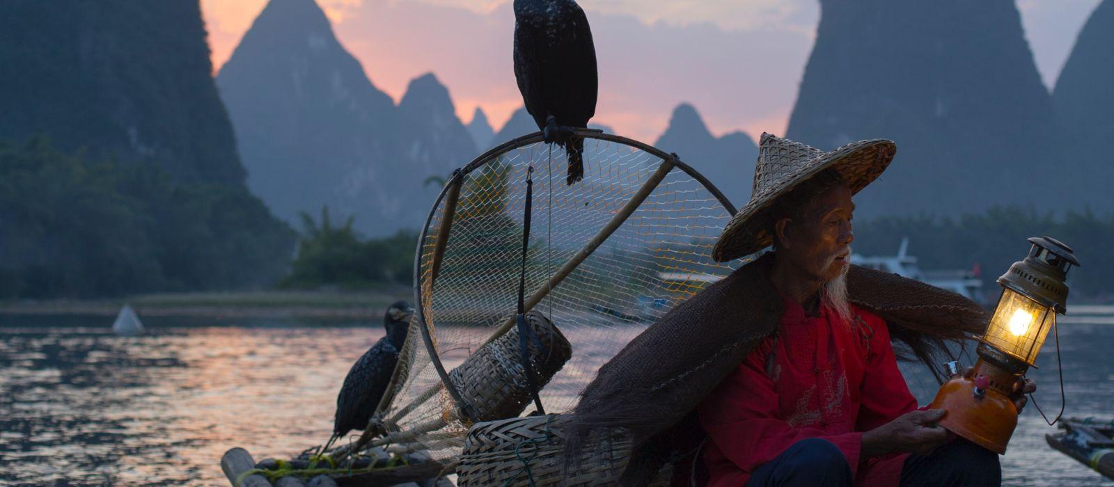 China ganz klassisch Urlaub 5