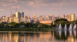 Reiseziel São Paulo Brasilien