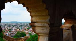 Reiseziel Jhansi Nordindien