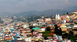 Reiseziel Conoor Südindien