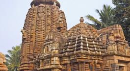 Reiseziel Bhubaneswar Ostindien
