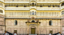 Reiseziel Bikaner Nordindien