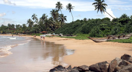 Reiseziel Negombo Sri Lanka