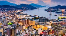 Destination Nagasaki Japan