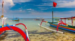 Reiseziel Bali, Jimbaran Indonesien