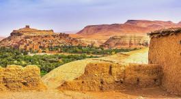 Reiseziel Ouarzazate Marokko