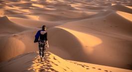 Reiseziel Merzouga Marokko