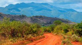 Reiseziel Tsavo West Kenia
