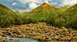 Destination Mountain Kingdom Lesotho