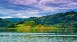 Reiseziel Lake Bunyonyi Uganda