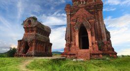 Destination Qui Nhon Vietnam
