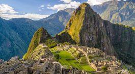Reiseziel Machu Picchu Pueblo Peru