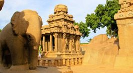 Destination Mamallapuram South India