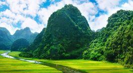 Reiseziel Ninh Binh Vietnam