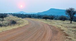 Reiseziel Okonjima Namibia