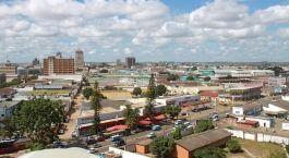 Reiseziel Lusaka Sambia