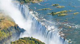 Reiseziel Viktoriafälle (Simbabwe) Simbabwe
