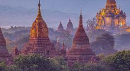 Reiseziel Mandalay / Ayeyarwady Myanmar