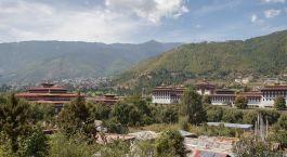Thimphu Bhoutan