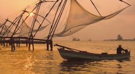 Cochin Sud de l'Inde