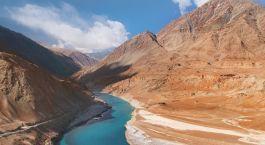 Reiseziel Pangong Lake Himalaja