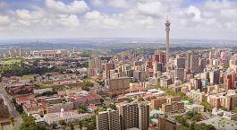 Reiseziel Johannesburg Südafrika
