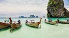 Reiseziel Phuket Thailand