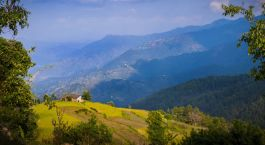 Reiseziel Almora Nordindien