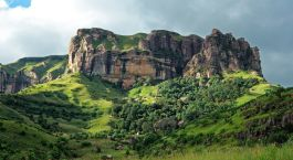 Reiseziel Südliche Drakensberge Südafrika