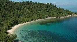 Destination Kota Kinabalu Beach Malaysia