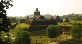 Destination Mrauk U Myanmar