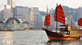 Reiseziel Hongkong China