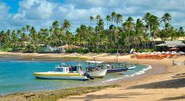 Reiseziel Praia do Forte Brasilien